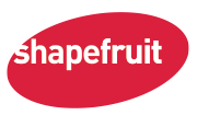 shapefruit logo
