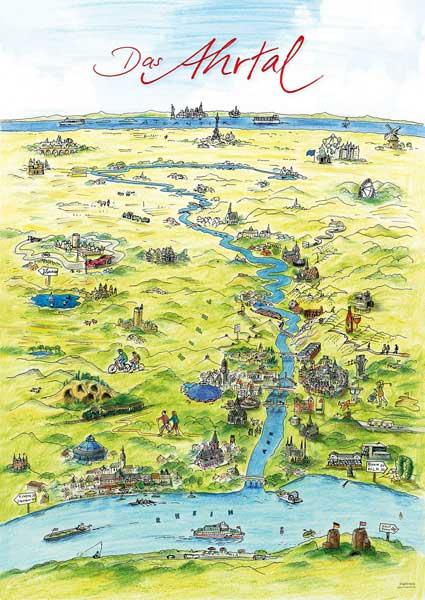 Illustration Eifel