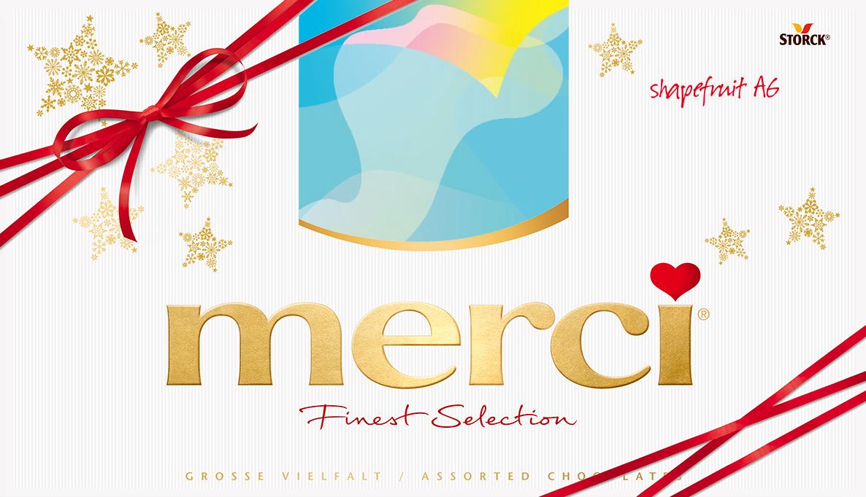 Individualisiertes Produkt in shopware für Storck - deinMerci