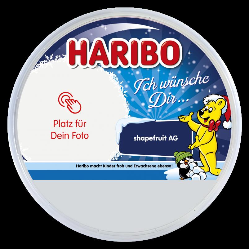 Haribo-Konfigurator - Individualisierung in Shopware