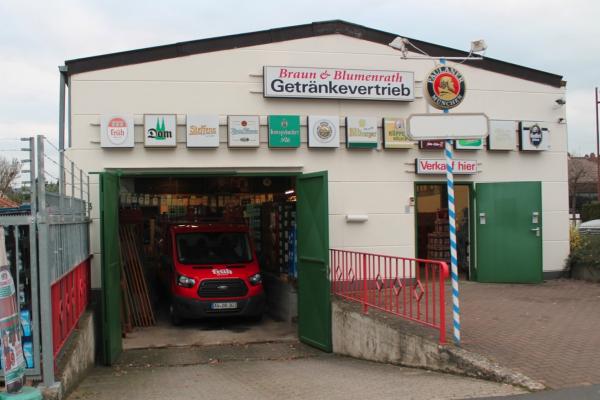 Lieferservice Getränke - Bad Neuenahr
