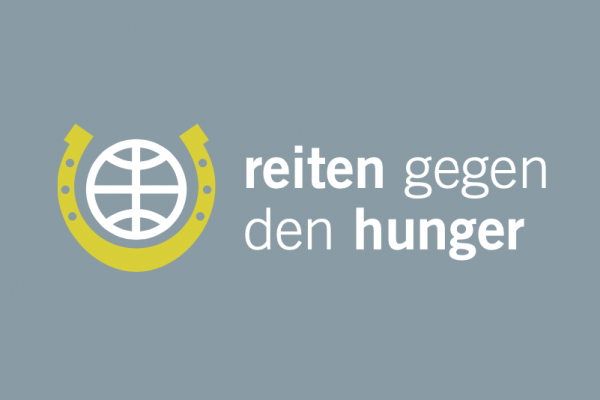 Corporate Design - Reiten gegen den Hunger