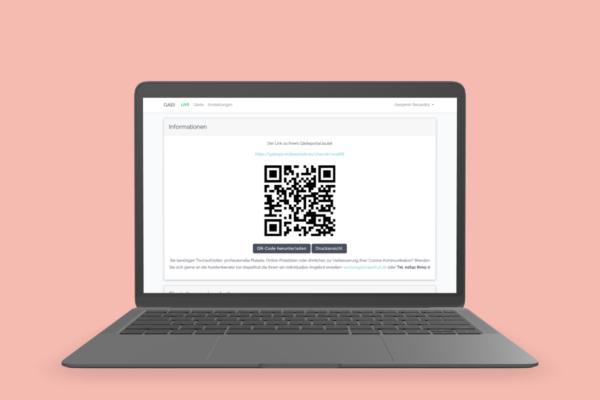 Melde App: Eigener Text und Logo schnell integriert ✓