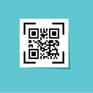 QR Code ausdrucken - Melde app