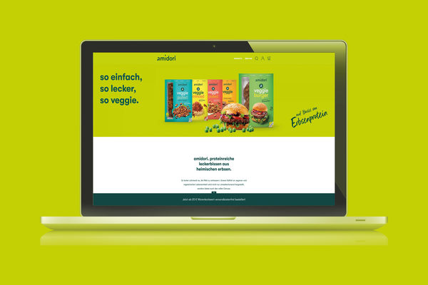 Shopware 5 Onlineshop - Amidori